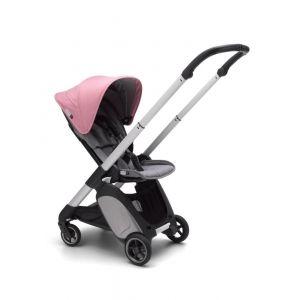 Wandelwagen Bugaboo Ant Grey / Pink Melange - (Aluminium Frame)