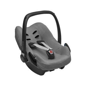 Autostoelhoes Meyco Groep 0 Basic Jersey 589004 Grijs