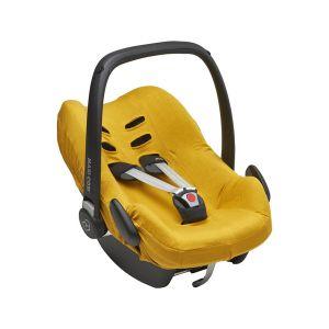 Autostoelhoes Meyco Groep 0 Basic Jersey 589023 Okergeel