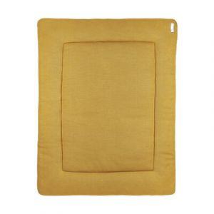 Boxkleed Meyco Knit Basic 2793010 Honey Gold