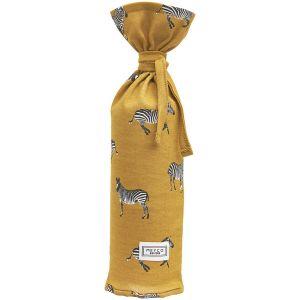 Kruikenzak Meyco Zebra Animal 518041 Honey Gold