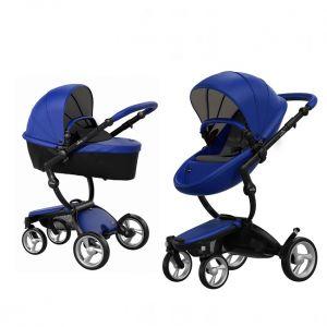 Kinderwagen Mima Xari Royal Blue + Autostoel