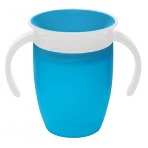 Antilekbeker Munchkin Miracle Trainer Cup Blue 207ml