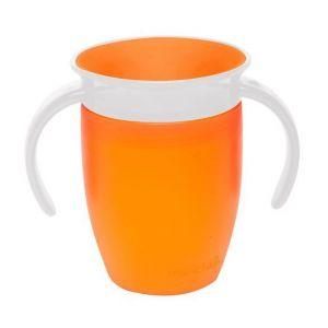 Antilekbeker Munchkin Miracle Trainer Cup Orange 207ml