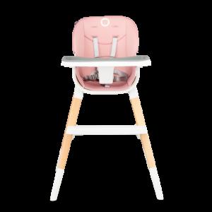 Kinderstoel Lionelo Mona 4-in1 Bubblegum