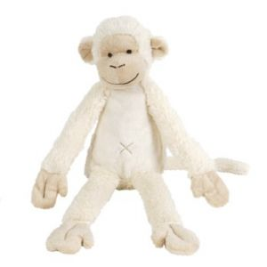 Monkey Mickey Happy Horse Ivory 32 cm
