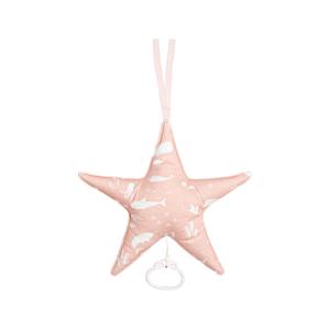 Muziekdoos Ster Little Dutch Ocean Pink