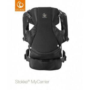 Stokke® Buik- en Rugdrager My Carrier Black Mesh