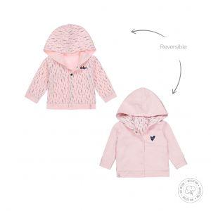 Vest Omkeerbaar Dirkje NOOS Bio Cotton Light Pink