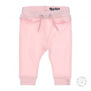 Broek Dirkje NOOS Bio Cotton Effen Light Pink