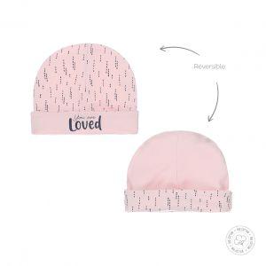 Muts Reversible Dirkje NOOS Bio Cotton Light Pink