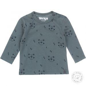 Shirt Dirkje NOOS Bio Cotton Dusty Green