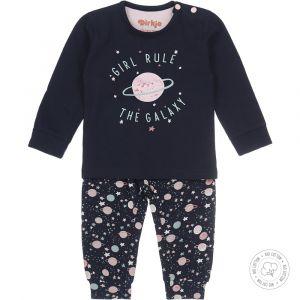 Pyjama Baby Dirkje NOOS Bio Cotton Space Navy