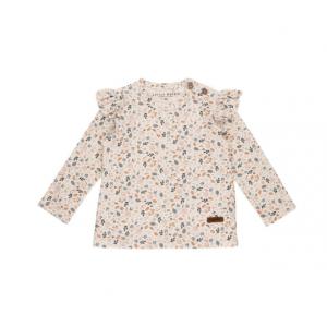 Shirt Little Dutch All-over Springflowers