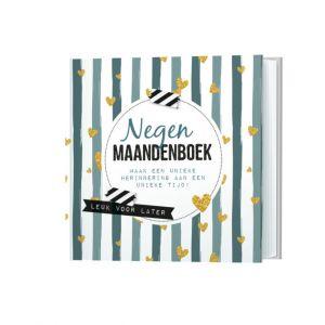 Mijn Negen Maandenboek | Esther Kerkhoff