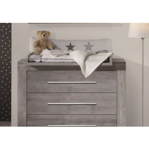 Commode Bladvergroter Nordica Driftwood