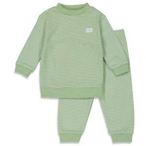 Pyjama Feetje Wafel Summer Special Green Maat 56 t/m 86