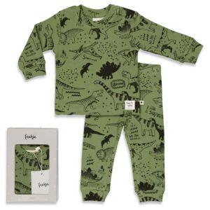 Pyjama Feetje Premium Dino Drew 56 t/m 86