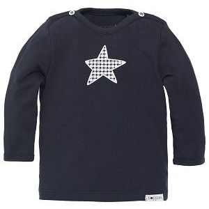 Shirt Noppies NOUV21 67304 Lange Mouw Boys Monsieur Navy