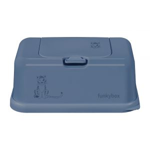 Funkybox Jeans Blue Tiger