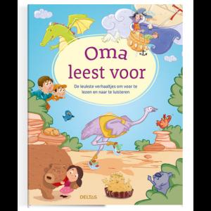 Boek Deltas Uitgeverij - Oma leest voor