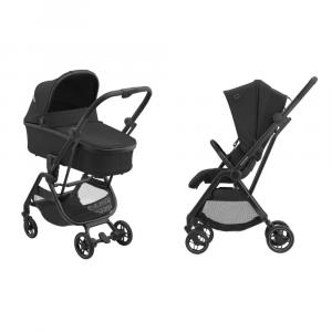 Kinderwagen Maxi-Cosi Leona Essential Black
