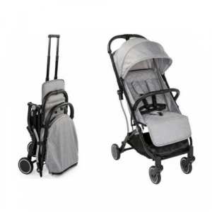 Buggy Chicco Trolley Me Light Grey