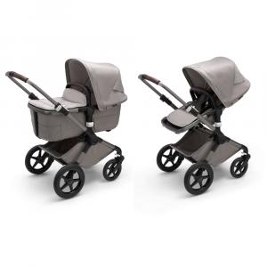 Kinderwagen Bugaboo Fox3 Mineral Graphite/Light Grey
