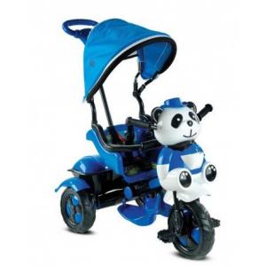 Driewieler Fiets Little Panda Blauw