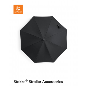 Parasol Stokke Black/Black