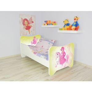 Peuterbed Top Beds Happy 140x70 Pony Inclusief Matras