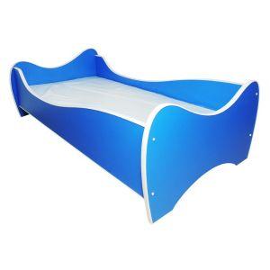 Peuterbed Top Beds Midi Color 70x140 Blauw Inclusief Matras
