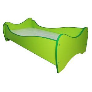 Peuterbed Top Beds Midi Color 70x140 Groen Inclusief Matras