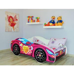 Peuterbed Top Beds Racing Car 140x70 Sweet Car Inclusief Matras