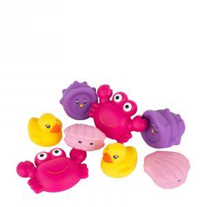 Badspeelgoed Playgro Floating Sea Friends Girl