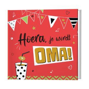 Hoera Je Wordt Oma De Lantaarn Publishers