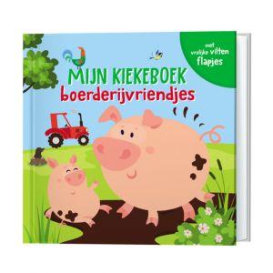 Mijn Kiekeboe - Boerderijvriendjes De Lantaarn Publishers