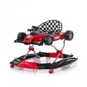 Loopstoel Chipolino 4-In-1 Racer Red