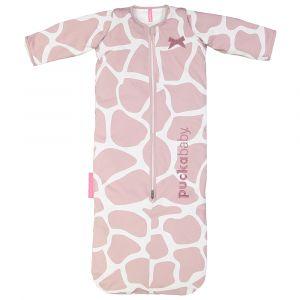 Slaapzak Puckababy Bag 4-Seasons Giraph Candy