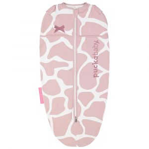 Puckababy MINI Slaapzak 3-6mnd Giraph Candy