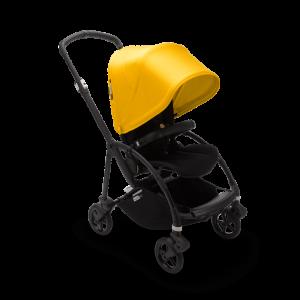 Kinderwagen Bugaboo Bee6 Black/Yellow (Black Frame)