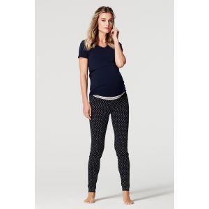 Set van 2 Noppies Pyjamabroek Isabel Dot + Shirt Floor Night Sky