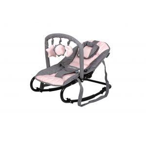 Wipstoel Little World Starwing Gray Pink