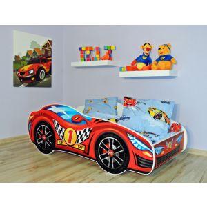 Kleuterbed Top Beds Racing Car 160x80 Top Car Incl. Matras Sfeer