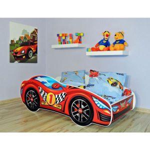 Peuterbed Top Beds Racing Car 70x140 Top Car Incl. Matras