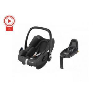 Autostoel Maxi-Cosi Rock Essential Black + Base FamilyFix2