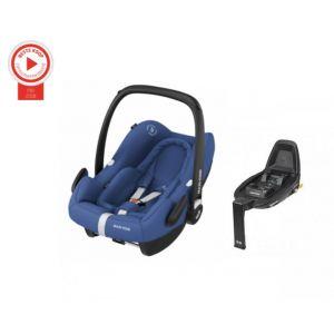 Autostoel Maxi-Cosi Rock Essential Blue + Base FamilyFix2
