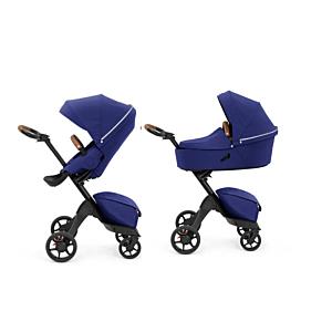 Kinderwagen Stokke® Xplory® X Royal Blue