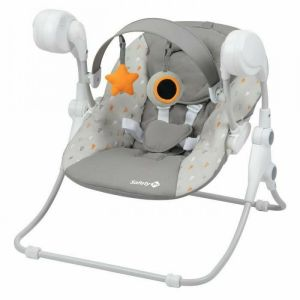 Babyswing Safety 1st Alceo 2-In-1 Warm Grey