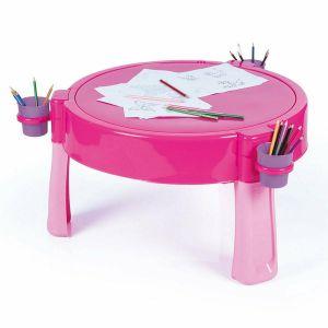 Water & Zand Activiteiten Tafel Dolu Unicorn Pink